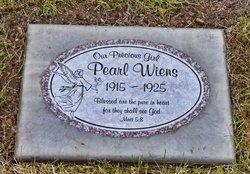 Pearl Wiens
