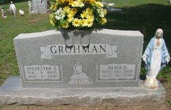 Alma G. <i>Frerich</i> Grohman