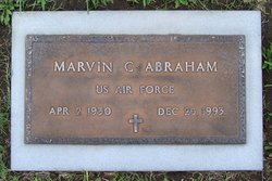 Marvin Clarence Abraham