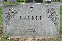 Walter G Barker