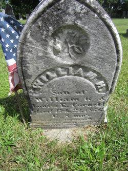William H Cornell