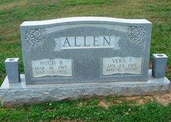 Vera Mae <i>Freeman</i> Allen