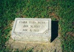 Clara Ellen Bunn