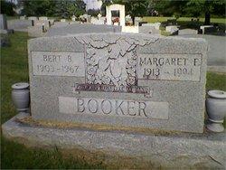 Margaret Elizabeth Lizzie <i>Teague</i> Booker