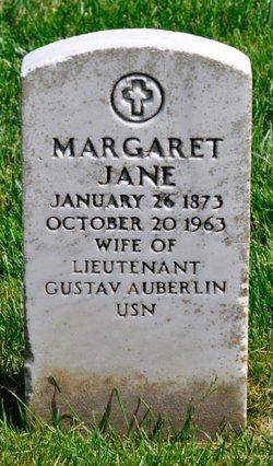 Margaret Jane Auberlin