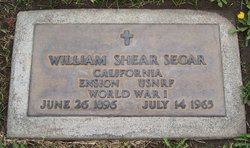 William Shear Segar