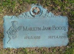 Marilyn Jane Boggs