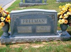 Ora Elizabeth <i>Gallman</i> Freeman