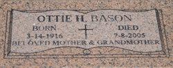 Ottie H Bason