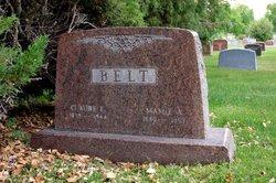 Mamie A <i>Williams</i> Belt