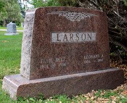 Elsie <i>Belt</i> Larson