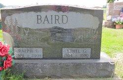 Ethel <i>Goss</i> Baird
