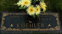 Dorothy J <i>Lincoln</i> Koehler