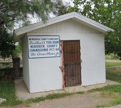 Maverick County Cemetery