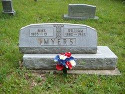 Gertie Mae <i>Exline</i> Myers