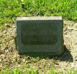 Pvt John Aiken
