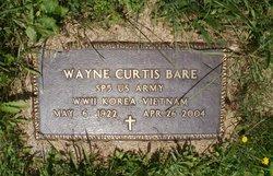 Wayne Curtis Bare