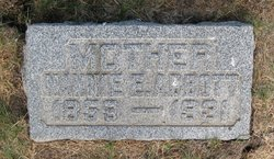 Nancy Elvera Nannie <i>Settlemeyer</i> Abbott