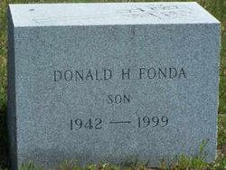 Donald H. Fonda