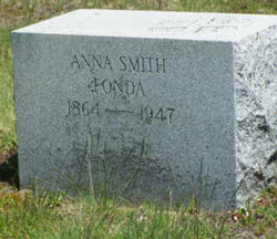 Anna <i>Smith</i> Fonda