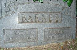 Hubert Cleveland Barnes