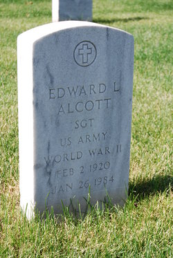 Edward Leo Alcott