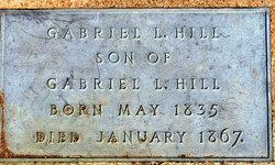 Gabriel L Hill