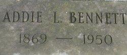 Addie <i>Blunkall</i> Bennett
