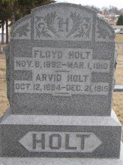 Alfred Floyd Holt