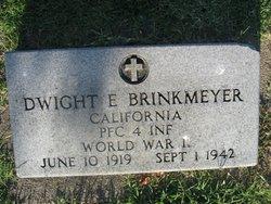 Dwight E Brinkmeyer