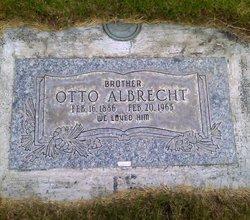 Otto Albrecht