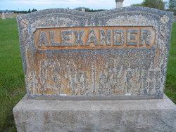 Clara <i>Willingham</i> Alexander
