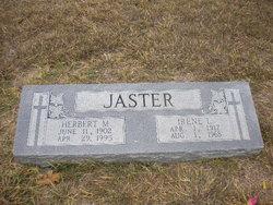Irene L <i>Parnell</i> Jaster