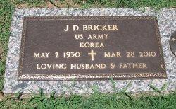 J. D. Bricker