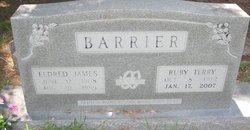 Ruby Ida <i>Terry</i> Barrier