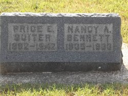 Nancy Angeline <i>Thomason</i> Bennett