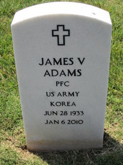 PFC James V. Adams