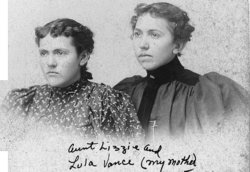 Lula Turner <i>Vance</i> Bishop