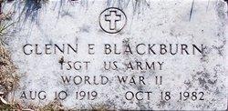 Glenn Eugene Blackburn