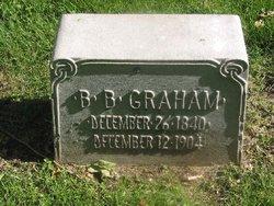 Benjamin Brown Graham