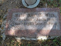 Ruth Ann DeRick