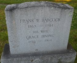 Grace E. <i>Irving</i> Babcock