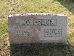 Ernest Christian Johanson