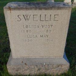 Louisa E. <i>Yost</i> Swellie
