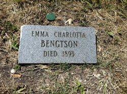 Emma Charlotta Bengston