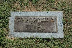 Edwin R. Bayless, Sr.