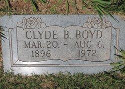 Clyde Bonnie Boyd