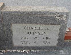 Charles Aaron Charlie Johnson