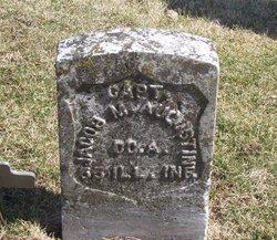 Capt Jacob M. Augustine