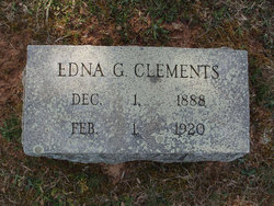 Edna G. <i>Phelps</i> Clements